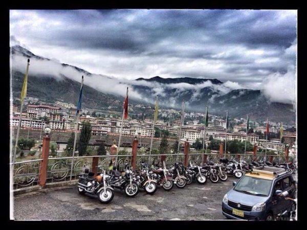 Harley davidson Bhutan Ride (16)