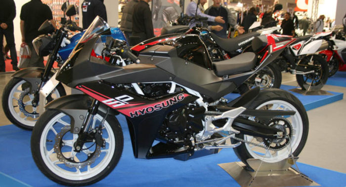 DSK Hyosung GD250R India launch in July