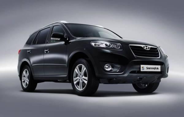 Hyundai Santa Fe 2011 Recall