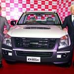 Snowman Logistics adds Isuzu D-Max vehicles to its fleet
