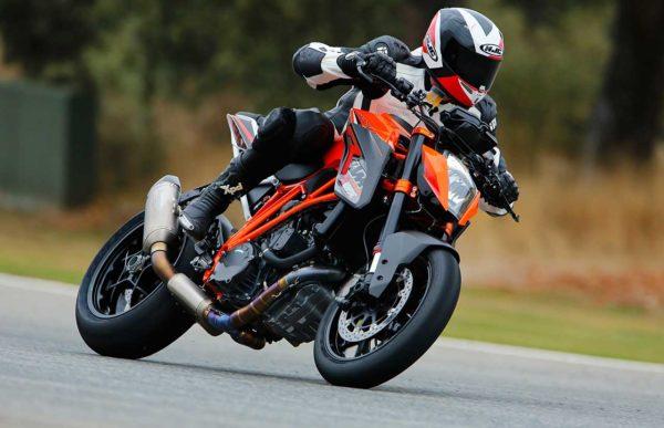 KTM SuperDuke 1290r