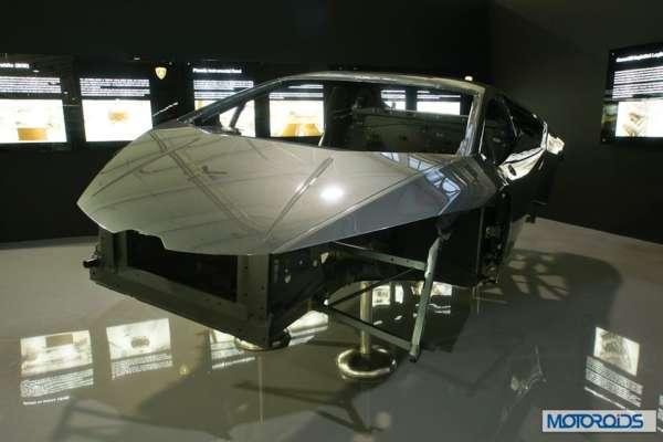 Making of Lamborghini Huracan
