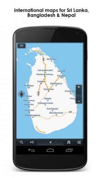 MapmIndia NaviMaps - Screenshot 10