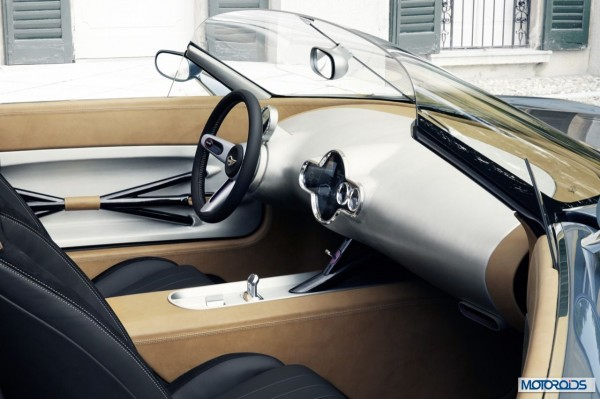 Mini Vision Superleggera Interior