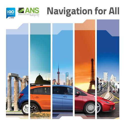 """NNG and ANS Bring """"Navigation for All"""" to India"""