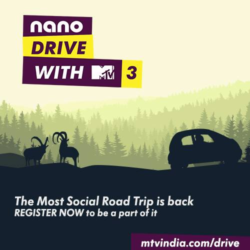 Nano Drive with MTV Season 3 2