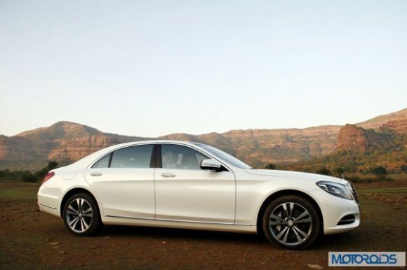 New-2014-Mercedes-S-Class-CKD-India-Diesel-Launch-2