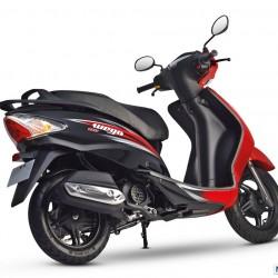 TVS Launches New 2014 Wego Scooter, Price INR 46,410 Ex-Delhi