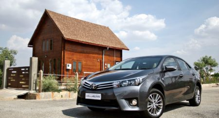 New 2014 Toyota Corolla Altis 1.8 petrol / 1.4 Diesel Review: Proven Corollary