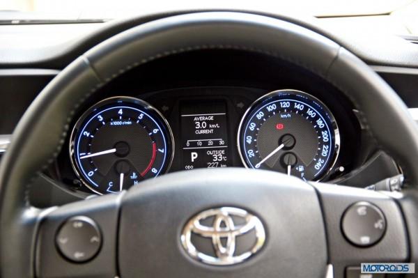 New 2014 Toyota Corolla Steering wheel (2)