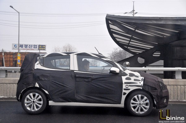 New 2015 next generation Chevrolet Beat (1)