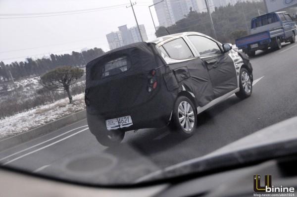 New 2015 next generation Chevrolet Beat (3)