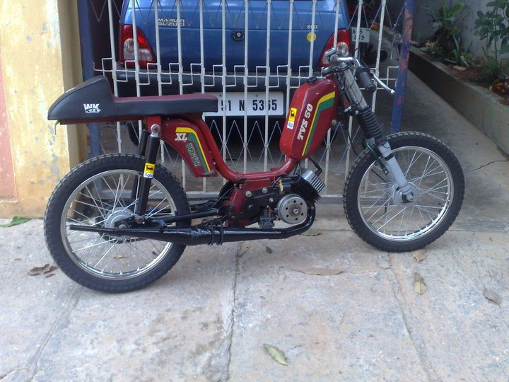 TVS 50XL Dragbike (2)