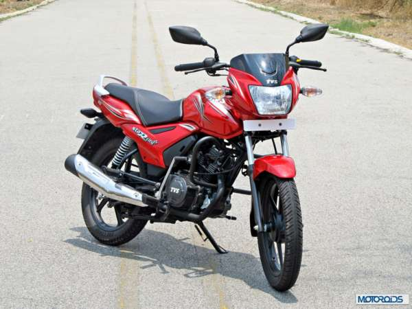 TVS Star City plus (117)