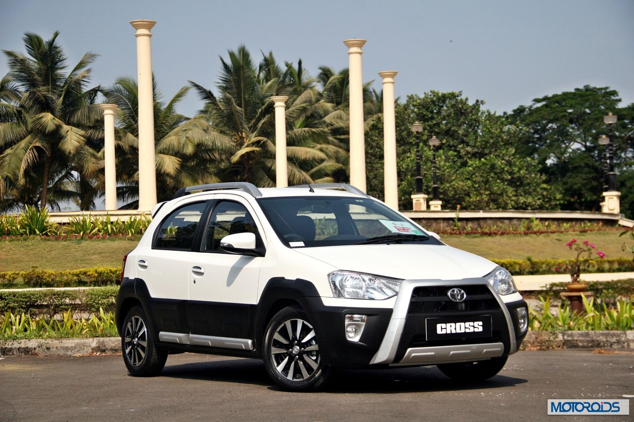 Toyota Etios Cross Review Images Details And Specs