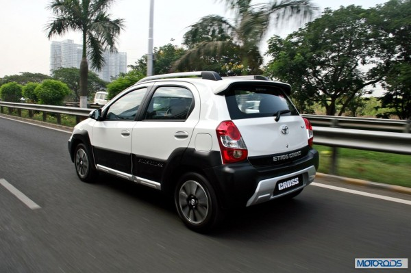 Toyota Etios Cross exterior (5)