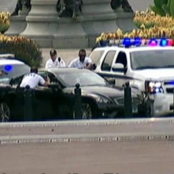 Motorist Tries To Follow Obama's Daughter: White House Locked Down