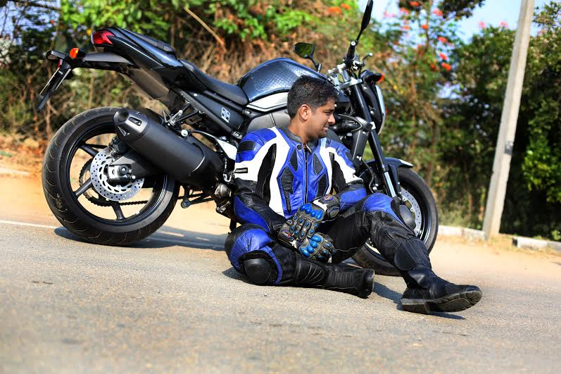 Yamaha FZ1 India ownership