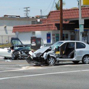 Hyundai Crashes Into Ferrari 458 Italia Kills Driver