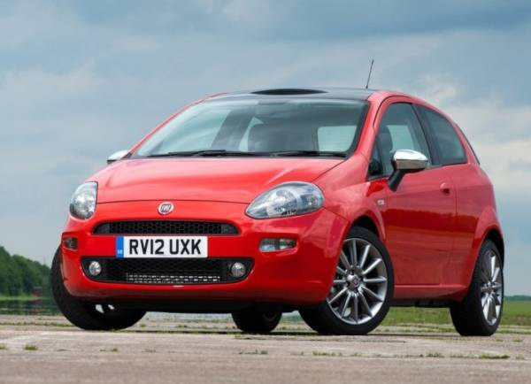 Fiat Punto replacement launch in 2016
