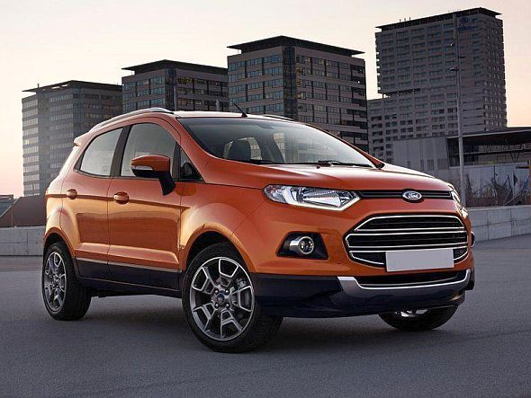 ford india sales in april 2014