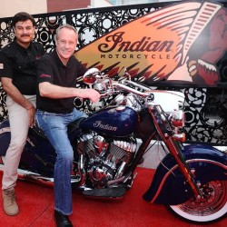 Indian Motorcycles India dealership opens in Gurgaon