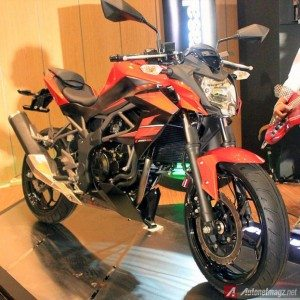 Kawasaki Z250 SL launched in Indonesia