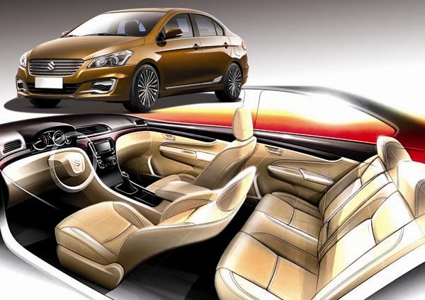 maruti ciaz images launch in india 5
