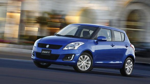 maruti suzuki swift facelift launch images 1