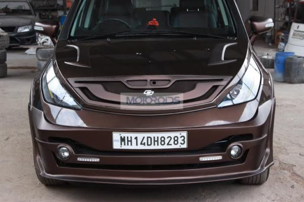 modified tata aria images 1