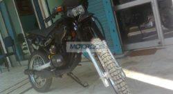 Check out this Modified Yamaha RX100 Dirt Bike! | Motoroids