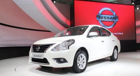 nissan sunny facelift launch images 2