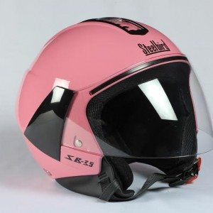 Steelbird Launches a range of helmets for women riders
