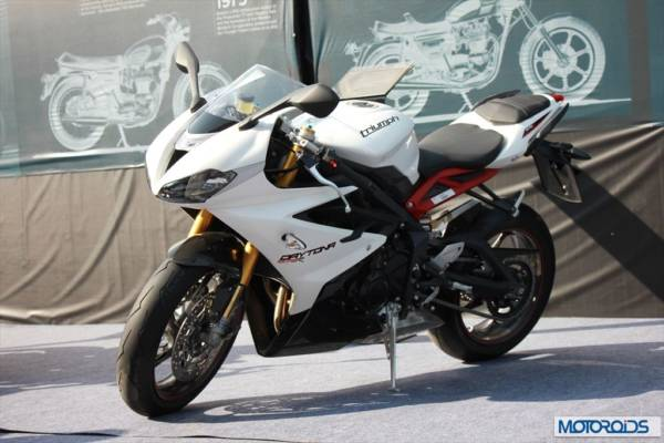 triumph motorcycle ahmedabad dealership images 1