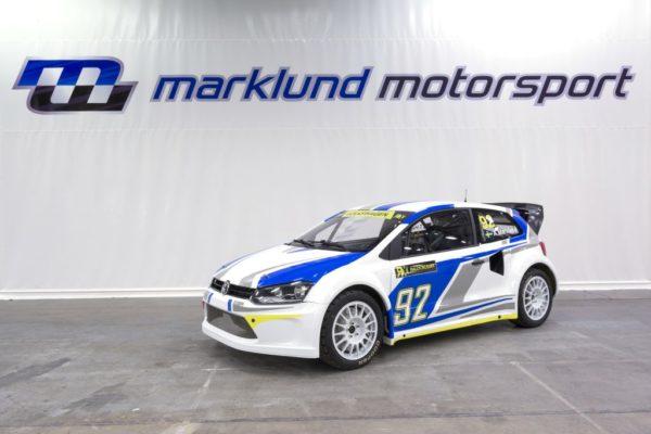 FIA World Rallycross-Championship 2014