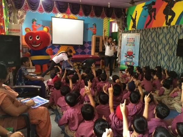 yamaha children safety program images 1