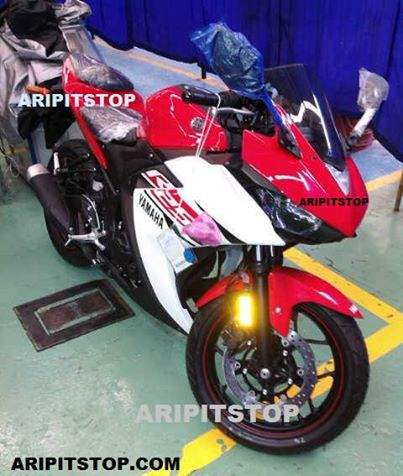 yamaha r25 production model images 13