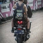 Yamaha YZF R25 being tested by 'regular commuters' in Indonesia