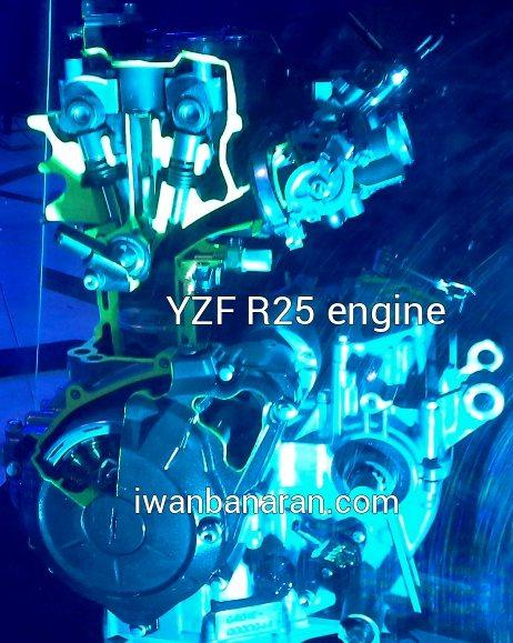 yamaha yzf r25 images 1