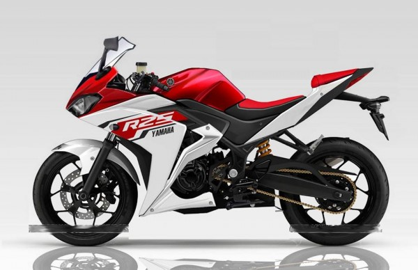 yamaha yzf r25 images release 1
