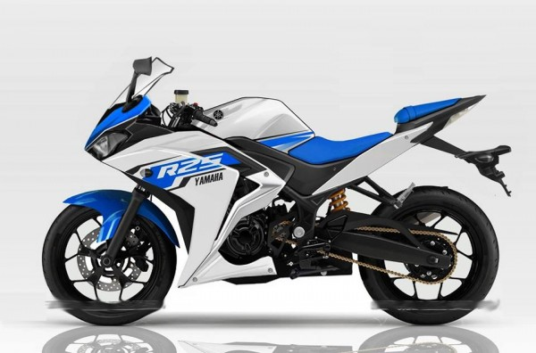yamaha yzf r25 images release 2