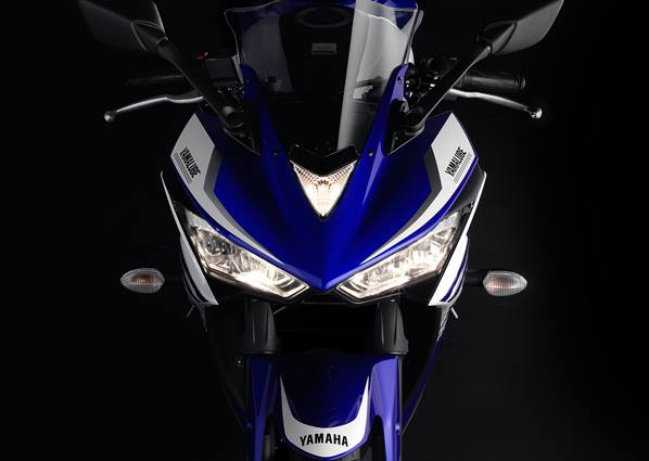 yamaha yzf r25 video images 7