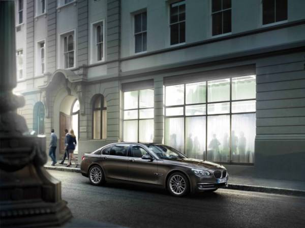 03 The BMW 7 Series-High Security