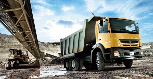 Fuso trucks