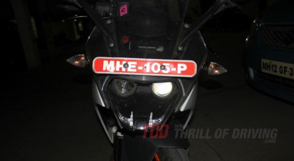 KTM RC 390-spied-in-india