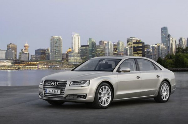 New 2015 Audi A8 US Pricing Announced