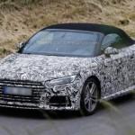 Upcoming 2015 Audi TT Roadster Spied; Details here