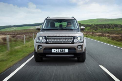 New 2015 Land Rover Discovery Revealed with minor updates