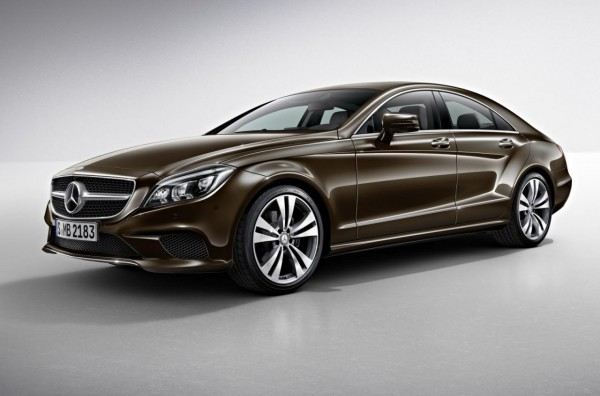 New 2015 Mercedes-Benz CLS Facelift Gains Sport and Night packages