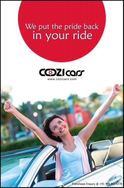 cozi cars banner